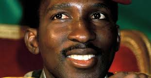 Thomas Sankara tried to liberate his country from the West